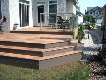 B Wise Decks & Railings Pic